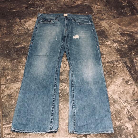 35b496e45 True Religion Billy Jeans Men s Sz 38 33